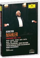Mahler, Leonard Bernstein: Symphonies Nos. 7 & 8 (2 DVD)