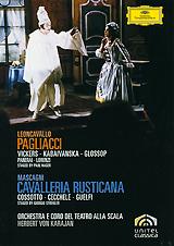 Santuzza - Fiorenza Cossotto Turiddu - Gianfranco Cecchele Lucia - Anna Di Stasio Alfio - Giangiacomo Guelfi Lola - Adriana Martino