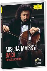 Bach, Mischa Maisky: The Cello Suites (2 DVD) 2011