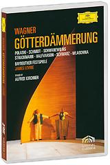 """01. Opening Credits / Vorspann / Generique Vorspiel Prologue 02. Vorspiel / Prelude / Prelude - «Welch Licht Leuchtet Dort?» (Nornen) 03. «Dammert Der Tag?» (Nornen) 04. Zwischenspiel / Interlude 05. «Zu Neuen Taten, Teurer Helde» (Brunnhilde, Siegfried) 06. Siegfrieds Rheinfahrt (Siegfried's Rhine Journey / Le Voyage De Siegfried Sur Le Rhin) Act One / Scene One 07. «Nun Hor, Hagen» (Gunther, Hagen, Gutrune) 08. «Brachte Siegfried Die Braut Dir Heim» (Hagen, Gunther, Gutrune, Siegfried) Scene Two 09. «Wer Ist Gibichs Sohn?» (Siegfried, Gunther, Hagen) 10. «Willkommen, Gast, In Gibichs Haus!» (Gutrune, Siegfried, Gunther, Hagen} 11. """"Hier Sitz' Ich Zur Wacht» (Hagen) Scene Three 12. """"Altgewohntes Gerausch» (Brunnhilde, Waltraute) ..."""