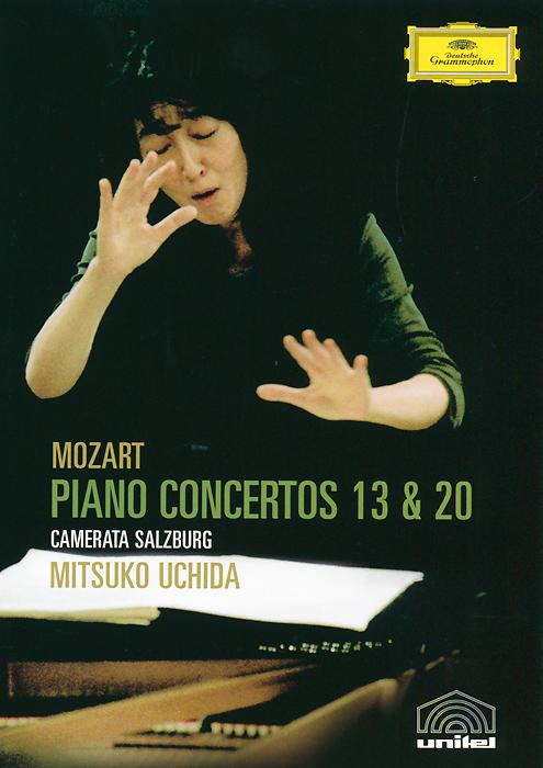 Mozart, Mitsuko Uchida: Piano Concertos 13 & 2001. Opening Credits Piano Concerto No. 13 In C Major. K. 415 (387b) C-Dur - En Ut Majeur 02. I. Allegro 03. II. Andante 04. III. Rondeau. Allegro Piano Concerto No. 20 In D Minor, K. 466 D-Moll - En Re Mineur 05. I. Allegro 06. II. Romance 07. III. Rondo. Allegro Assai Cadenzas: Ludwig Van Beethoven