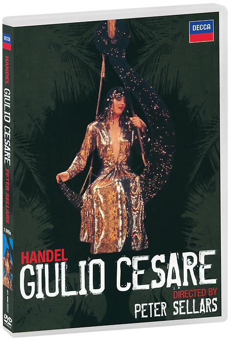 Handel, Craig Smith: Giulio Cesare (2 DVD)