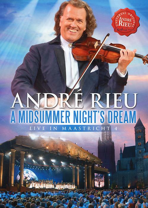 Andre Rieu: A Midsummer Nights Dream - Live In Maastricht 4