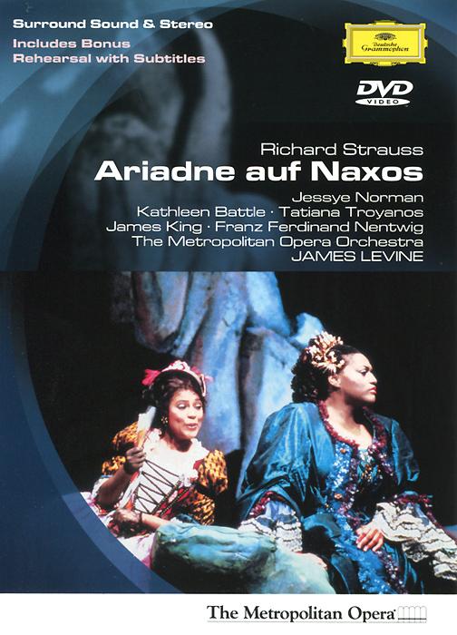 Strauss, James Levine: Ariadne Auf Naxos