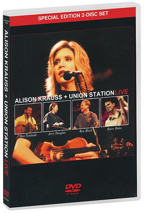 Alison Krauss + Union Station: Live (2 DVD)