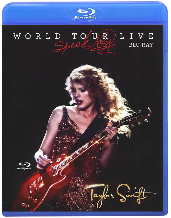 Taylor Swift: Speak Now: World Tour Live (Blu-ray)