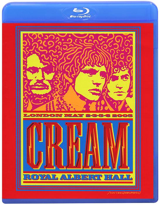 Cream: Royal Albert Hall. London May 2-3-5-6 2005 (Blu-ray)