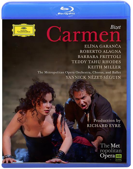 Acclaim for the Met's new Carmen: