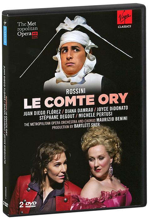 Rossini - Le Comte Ory (2 DVD)