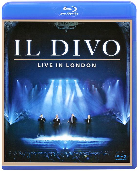 Il Divo: Live in London (Blu-ray) 2012