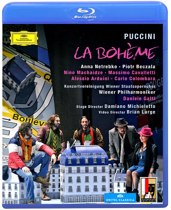 Puccini, Daniele Gatti: La Boheme (Blu-ray) 2012