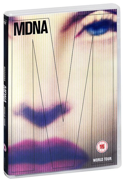 Madonna: MDNA World Tour 2013 DVD
