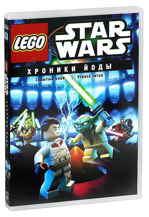 Lego Звездные войны: Хроники Йоды 2013 DVD