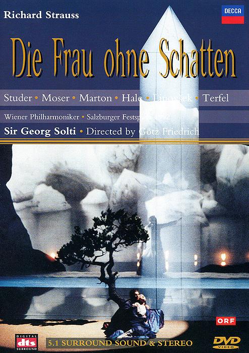 Strauss, Sir Georg Solti: Die Frau Ohne Schatten (2 DVD)