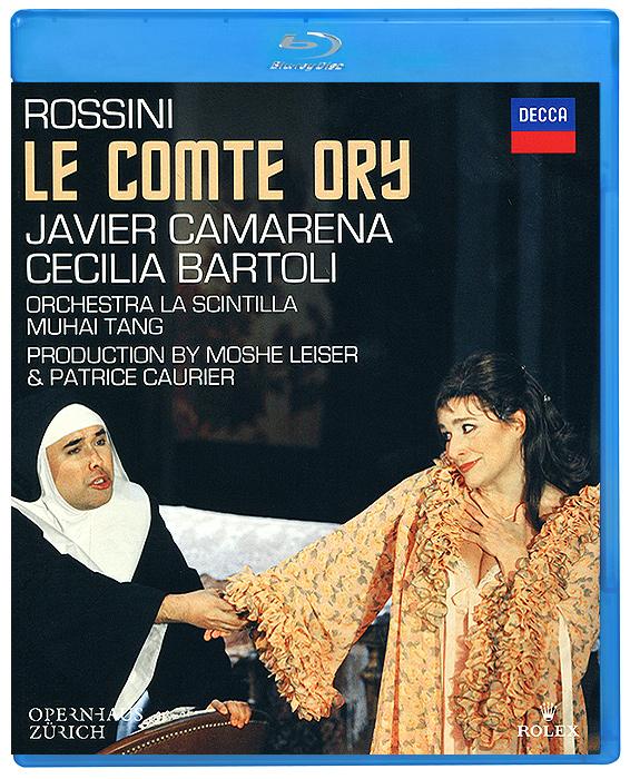 Cecilia Bartoli, Javier Camarena. Rossini: Le Comte Ory (Blu-ray)