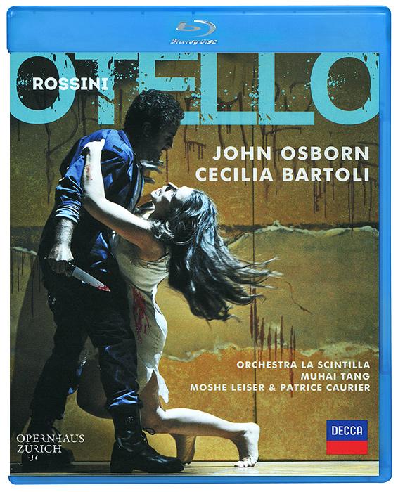 Rossini, Cecilia Bartoli: Otello (Blu-ray)