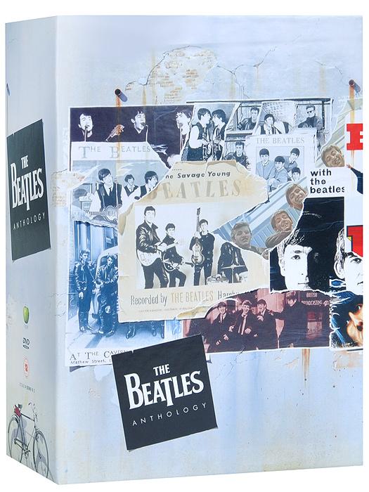 The Beatles Anthology (5 DVD) 2003