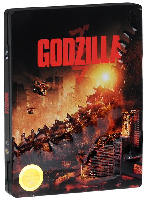 Годзилла 3D и 2D (Blu-ray) 2 1 blu ray