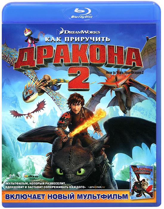 Как приручить дракона 2 (Blu-ray) 2 1 blu ray