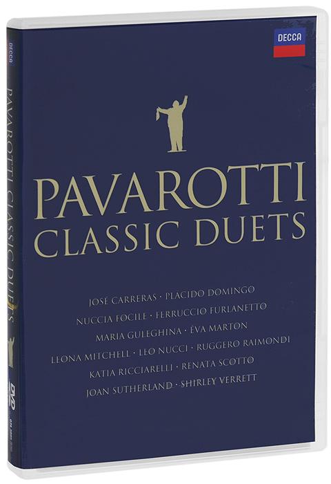 Luciano Pavarotti. Classic Duets 2014 DVD