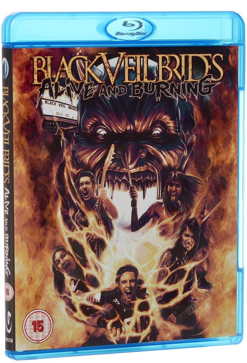 Black Veil Brides: Alive And Burning (Blu-ray) 2015