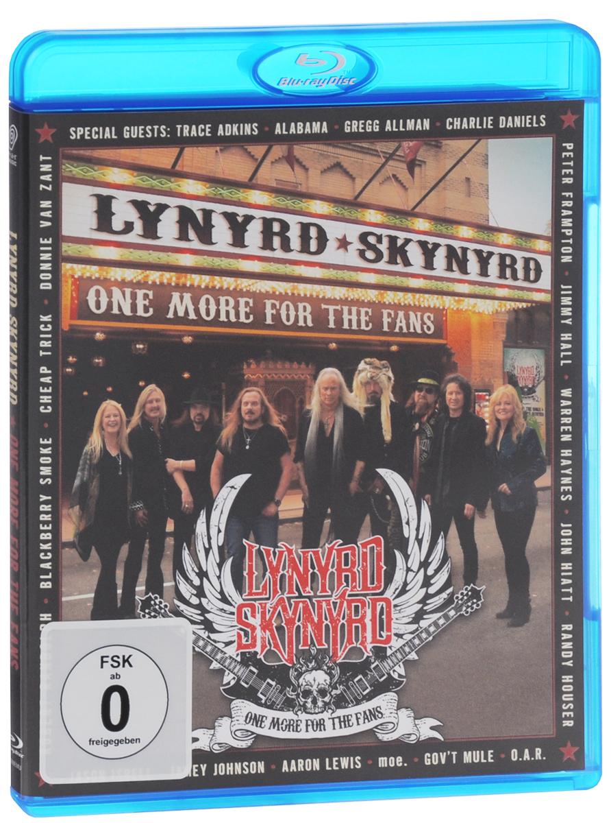 Lynyrd Skynyrd: One More For The Fans! (Blu-ray) 2015