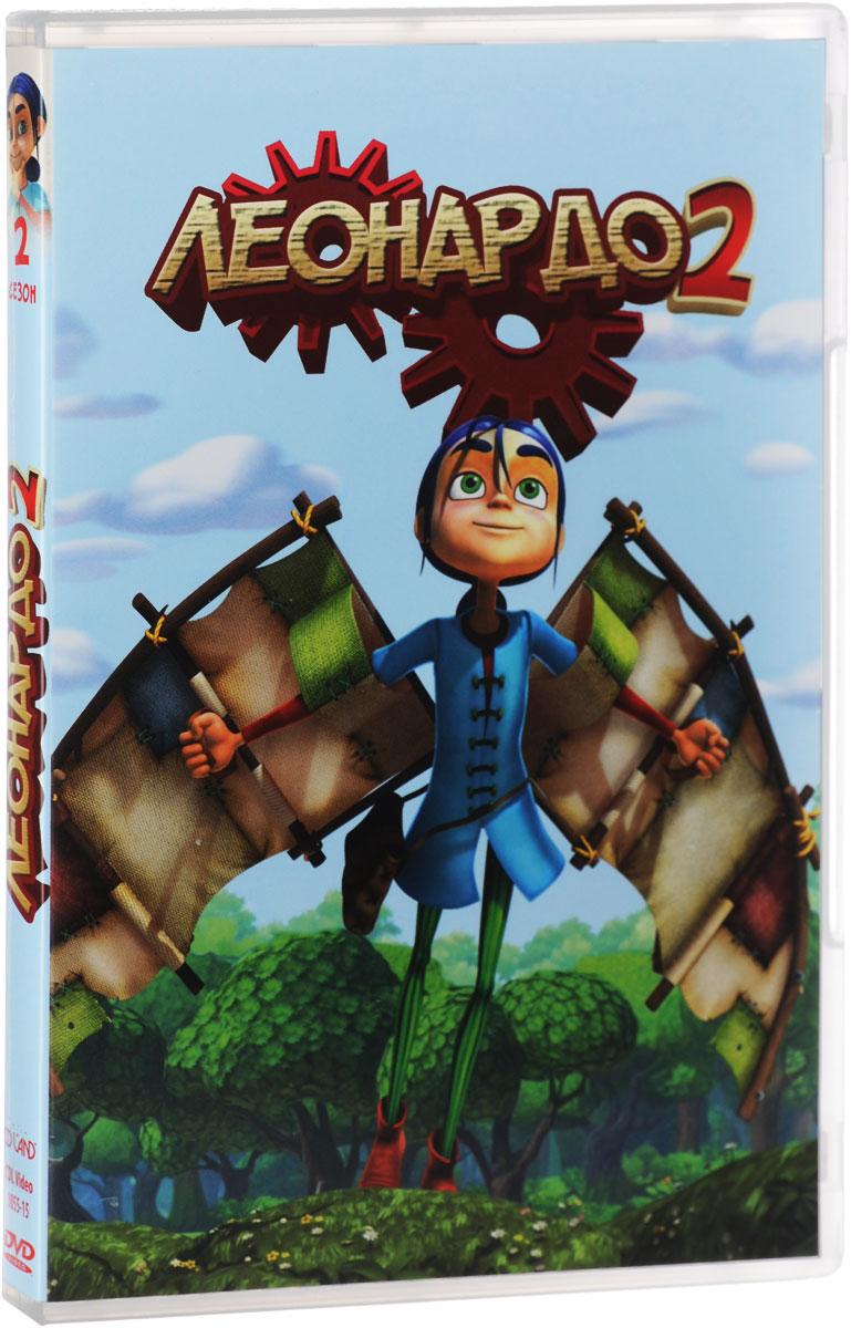 Леонардо: Сезон 2, серии 1-26 (2 DVD)