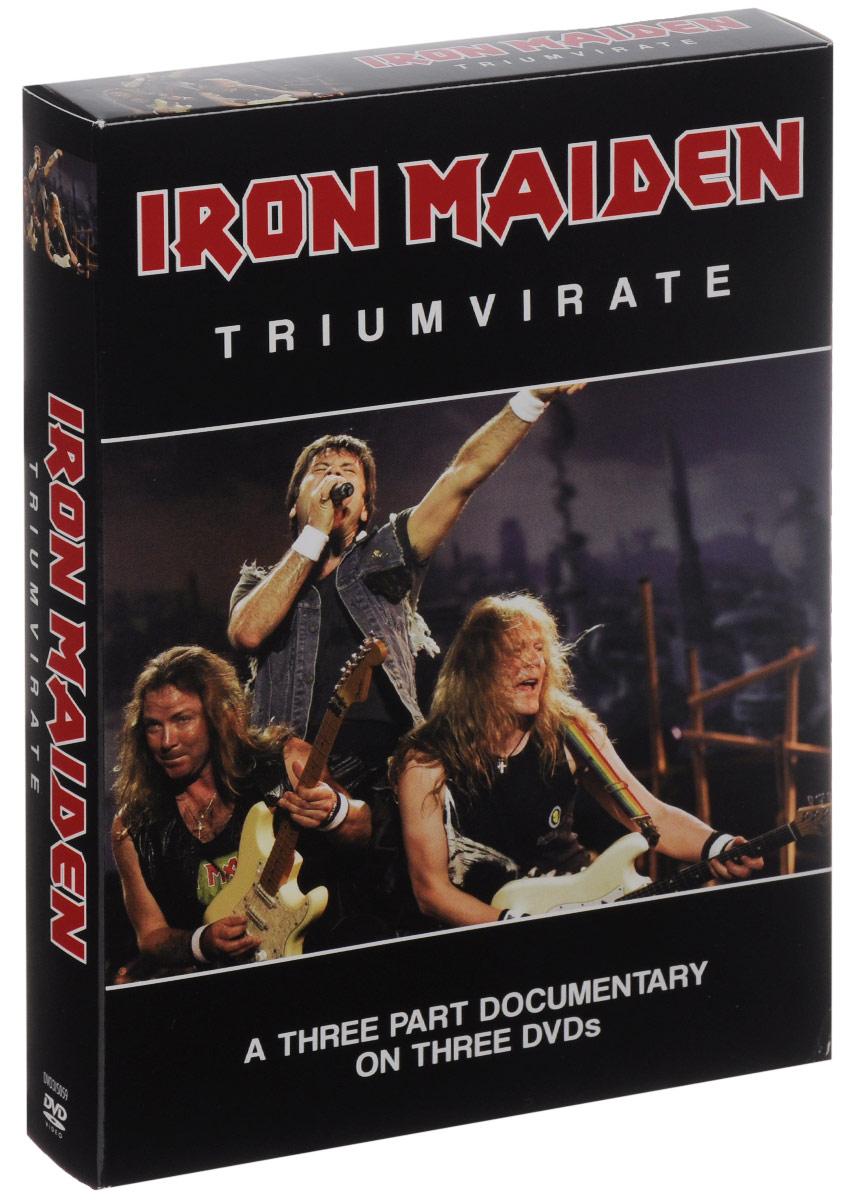Iron Maiden: Triumvirate (3 DVD)