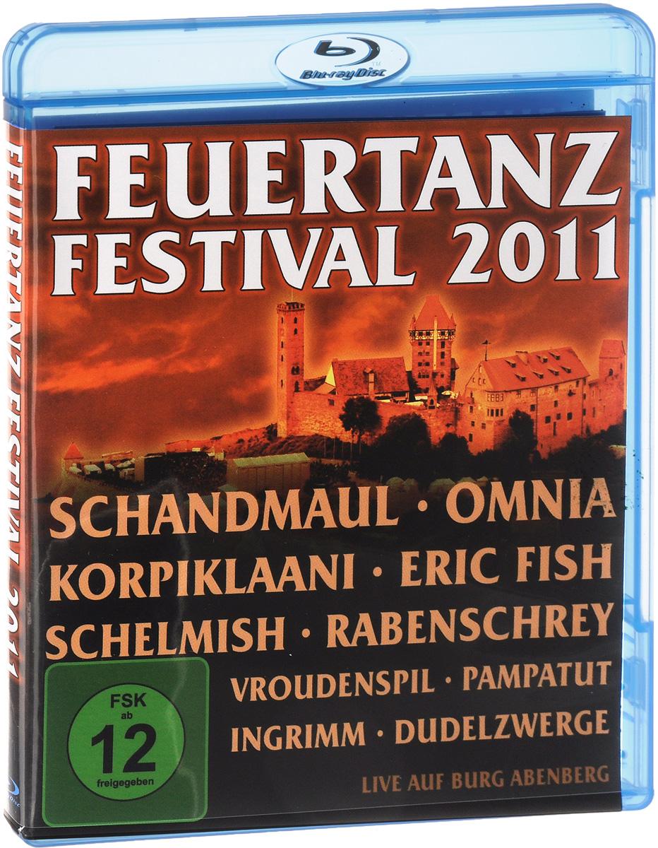 Feuertanz Festival 2011 (Blu-ray)