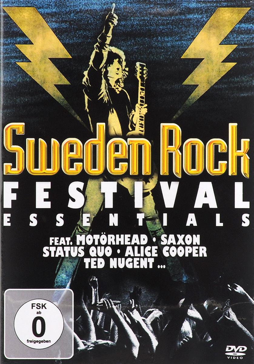 Sweden Rock Festival 2012 DVD