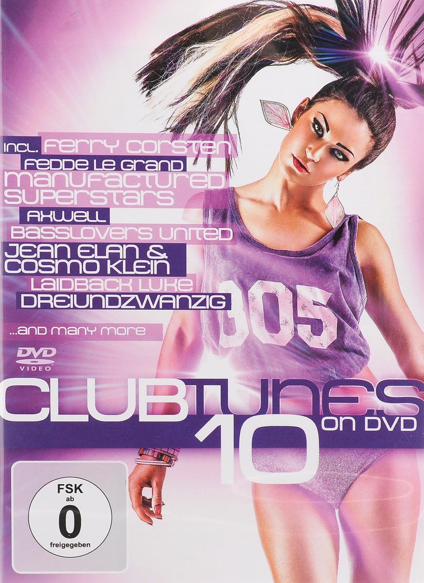 Club Tunes 10 2014 DVD