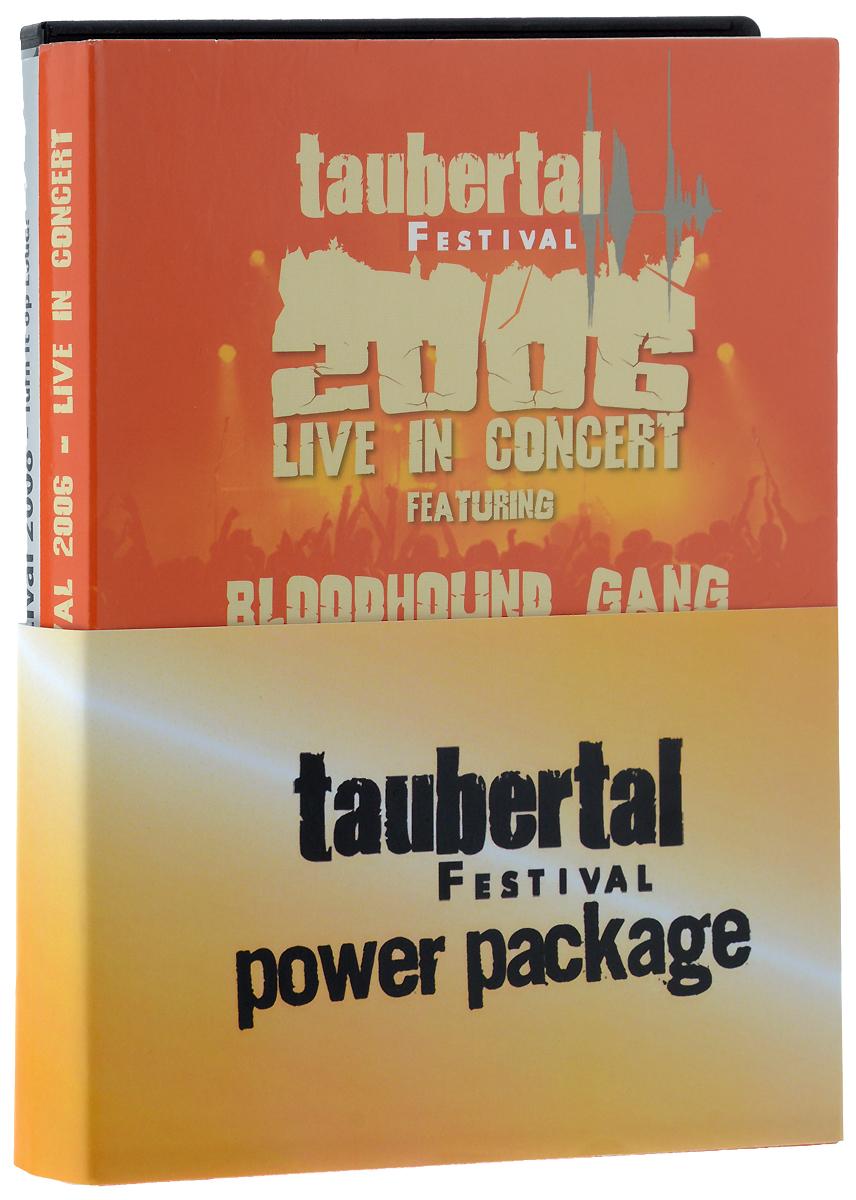 Taubertal-Festival Power Package (3 DVD) 2009
