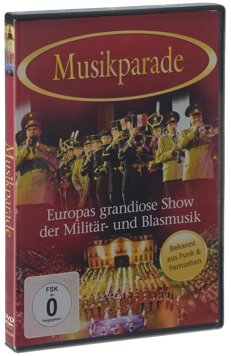 Musikparade 2013 DVD