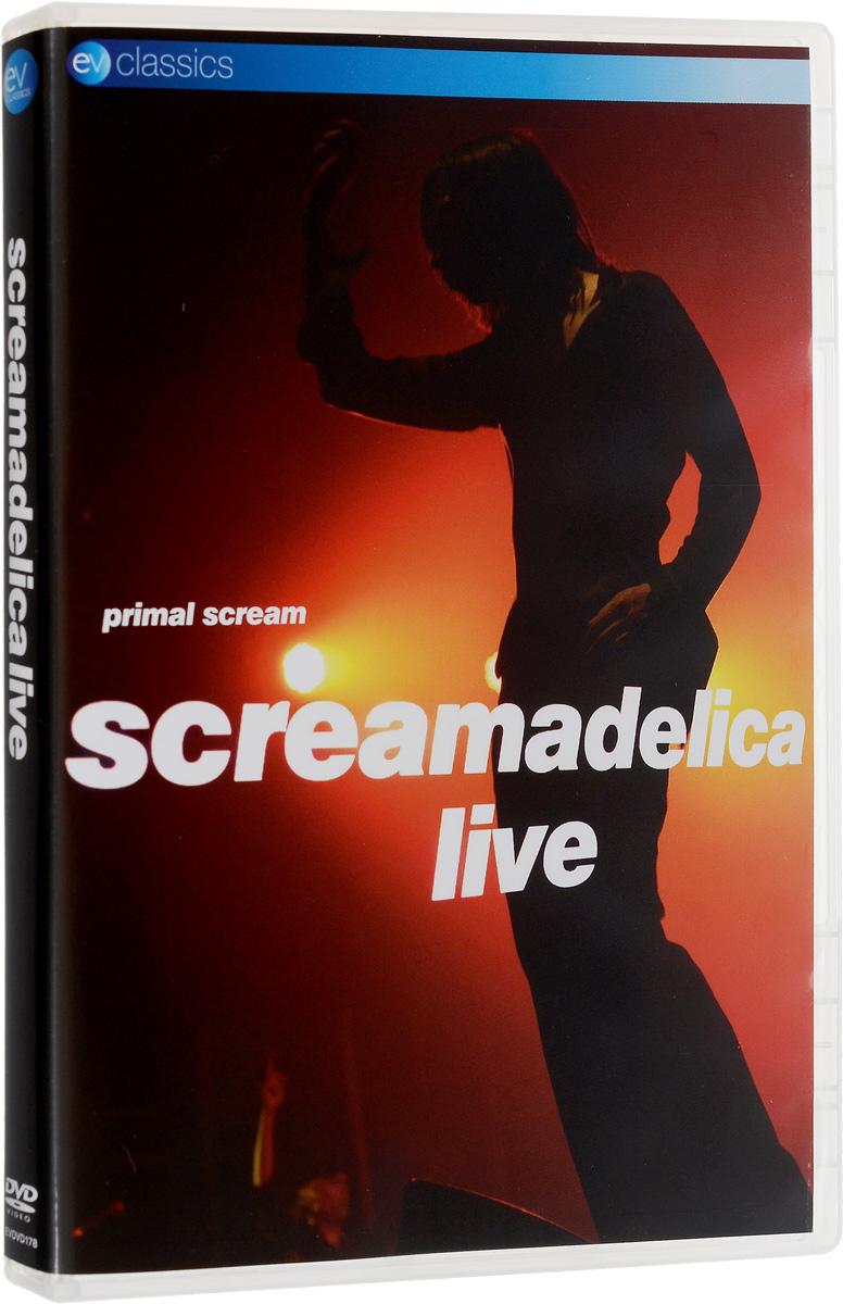 Primal Scream. Screamadelica Live 2011 DVD