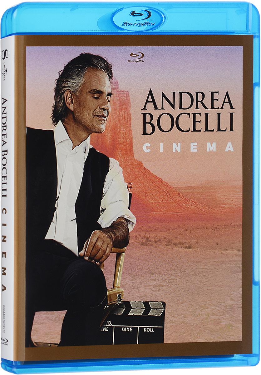 Andrea Bocelli: Cinema (Blu-ray) 2016