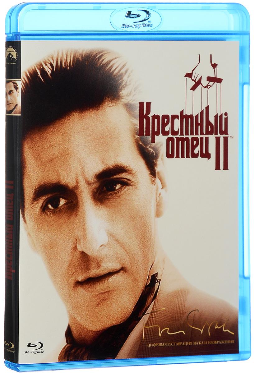 Крестный отец II (Blu-ray) 2013