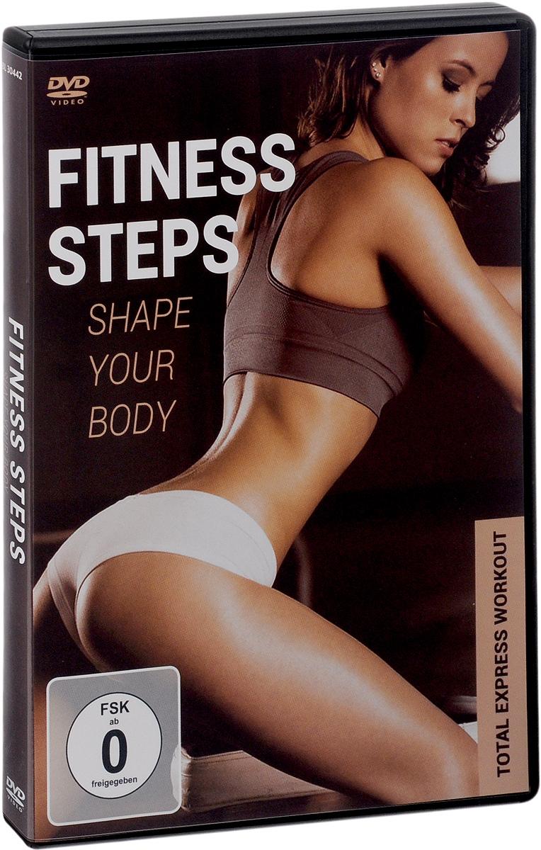 Fitness Steps, der neue Trend aus den U.S.A. findet immer mehr Begeisterung in Europa. Ein intensives, funktionelles Training fur Korper, Geist undSeele in Kombination mit schweissteibenden Body-Moves bereiten Anfangern wie auch Fortgeschrittene ain ideales Express-Workout.