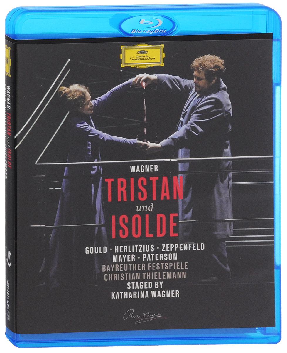 Gould, Herlitzius, Thielemann: Wagner: Tristan Und Isolde (Blu-ray)