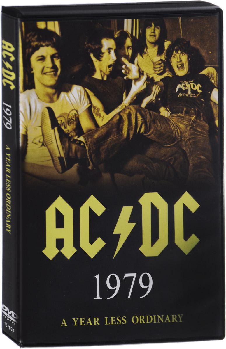 AC/DC: 1979: A Year Less Ordinary 2015 DVD