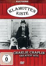 Charlie Chaplin: Greatest Hits. Короткометражные художественные фильмы на DVD