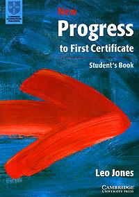 Jones L. New Progress to First Certificate: Student`s Book платье jones платье