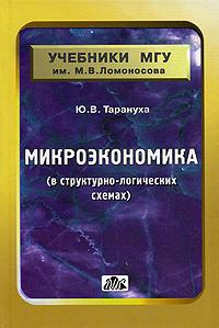 Микроэкономика (в структурно-логических схемах)