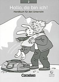 Hallo, da bin ich! Handbuch fur den Unterricht 2 sven ich 3500