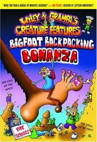 Kirk Scroggs. Bigfoot Backpacking Bonanza