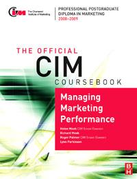 CIM Coursebook 08/09 Managing Marketing Performance, генератор инверторный patriot 3000il