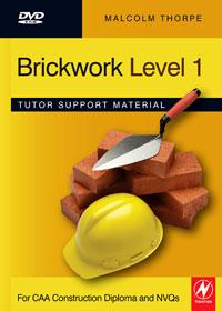 Malcolm Thorpe Brickwork Level 1 Tutor Support Material dumbo level 1