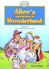 Книга Alice's Adventures in Wonderland. Lewis Carroll