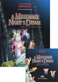 Книга A Midsummer Night's Dream: Level 2 (+ CD-ROM)