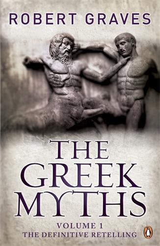 Книга The Greek Myths. Robert Graves
