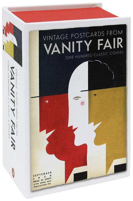 Vintage Postcards from Vanity Fair